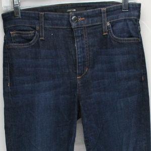 Joe's High Rise Legging Dark Wash Jeans 27